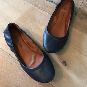 Lucky Brand Emmie Flats - Size 7 - Leather